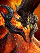Raid Shadow Legends - Akoth the Seared, Epic Demonspawn Champion - Inteleria