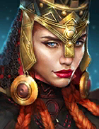 Raid Shadow Legends - Alika, Epic Barbarians Champion - Inteleria