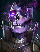 Raid Shadow Legends - Amarantine Skeleton, Rare Undead Hordes Champion - Inteleria