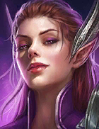 Raid Shadow Legends - Aristocrat, Uncommon High Elves Champion - Inteleria