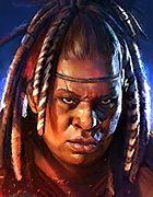 Raid Shadow Legends - Armina, Epic Barbarians Champion - Inteleria