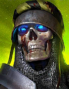 Raid Shadow Legends - Bone Knight, Rare Undead Hordes Champion - Inteleria