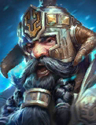 Raid Shadow Legends - Bulwark, Rare Dwarves Champion - Inteleria