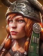 Raid Shadow Legends - Candleguard, Rare Dwarves Champion - Inteleria