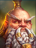 Raid Shadow Legends - Cudgeler, Rare Dwarves Champion - Inteleria