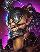 Raid Shadow Legends - Dhukk the Pierced, Epic Orcs Champion - Inteleria