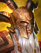 Raid Shadow Legends - Elder Skarg, Legendary Barbarians Champion - Inteleria