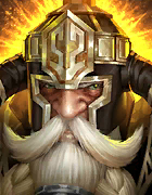 Raid Shadow Legends - Flailer, Rare Dwarves Champion - Inteleria