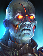 Raid Shadow Legends - Ghoulish Ranger, Rare Undead Hordes Champion - Inteleria