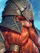 Raid Shadow Legends - Grumbler, Rare Dwarves Champion - Inteleria