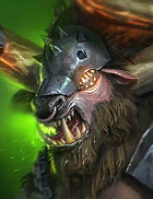 Raid Shadow Legends - Hakkorhn Smashlord, Legendary Skinwalkers Champion - Inteleria