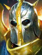 Raid Shadow Legends - Hegemon, Legendary Knight Revenant Champion - Inteleria