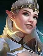 Raid Shadow Legends - Heiress, Rare High Elves Champion - Inteleria