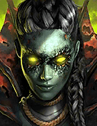 Raid Shadow Legends - Hexia, Epic Undead Hordes Champion - Inteleria