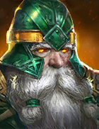 Raid Shadow Legends - Honor Guard, Rare Dwarves Champion - Inteleria