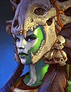 Raid Shadow Legends - Huntress, Rare Orcs Champion - Inteleria