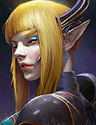 Raid Shadow Legends - Hyria, Rare High Elves Champion - Inteleria