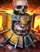 Raid Shadow Legends - King Garog, Legendary Orcs Champion - Inteleria