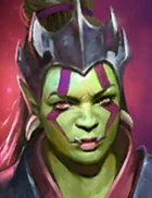 Raid Shadow Legends - Kreela Witch-Arm, Legendary Orcs Champion - Inteleria
