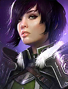 Raid Shadow Legends - Lady Etessa, Epic The Sacred Order Champion - Inteleria