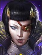 Raid Shadow Legends - Lady Kimi, Legendary Shadowkin Champion - Inteleria