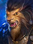 Raid Shadow Legends - Leorius the Proud, Legendary Skinwalkers Champion - Inteleria