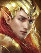 Raid Shadow Legends - Magister, Rare High Elves Champion - Inteleria