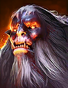 Raid Shadow Legends - Old Hermit Jorrg, Epic Orcs Champion - Inteleria