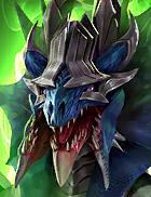 Raid Shadow Legends - Ramantu Drakesblood, Legendary Lizardmen Champion - Inteleria