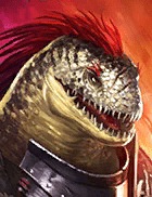 Raid Shadow Legends - Rhazin Scarhide, Legendary Lizardmen Champion - Inteleria
