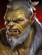 Raid Shadow Legends - Ripperfist, Rare Orcs Champion - Inteleria