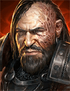 Raid Shadow Legends - Roric Wyrmbane, Legendary Barbarians Champion - Inteleria
