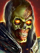 Raid Shadow Legends - Rotting Mage, Rare Undead Hordes Champion - Inteleria