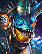 Raid Shadow Legends - Roxam, Legendary Lizardmen Champion - Inteleria
