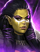 Raid Shadow Legends - Seer, Epic Orcs Champion - Inteleria