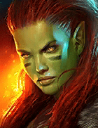 Raid Shadow Legends - Shaman, Epic Orcs Champion - Inteleria