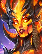 Raid Shadow Legends - Sicia Flametongue, Legendary Demonspawn Champion - Inteleria