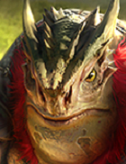 Raid Shadow Legends - Skathix, Epic Lizardmen Champion - Inteleria