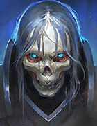 Raid Shadow Legends - Skullsquire, Uncommon Undead Hordes Champion - Inteleria