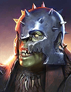 Raid Shadow Legends - Torturehelm, Epic Orcs Champion - Inteleria