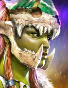 Raid Shadow Legends - Treefeller, Rare Orcs Champion - Inteleria