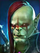 Raid Shadow Legends - Tuhak the Wanderer, Epic Orcs Champion - Inteleria