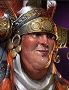 Raid Shadow Legends - Ursuga Warcaller, Legendary Barbarians Champion - Inteleria