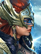 Raid Shadow Legends - Valkyrie, Legendary Barbarians Champion - Inteleria
