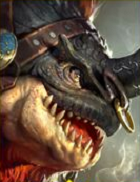 Raid Shadow Legends - Vergumkaar, Legendary Lizardmen Champion - Inteleria