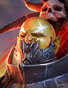 Raid Shadow Legends - Vrask, Epic Orcs Champion - Inteleria