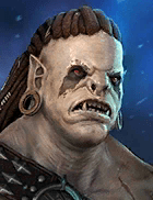 Raid Shadow Legends - Warboy, Common Orcs Champion - Inteleria