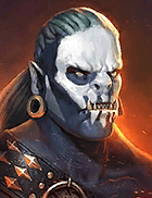 Raid Shadow Legends - Warchanter, Uncommon Orcs Champion - Inteleria