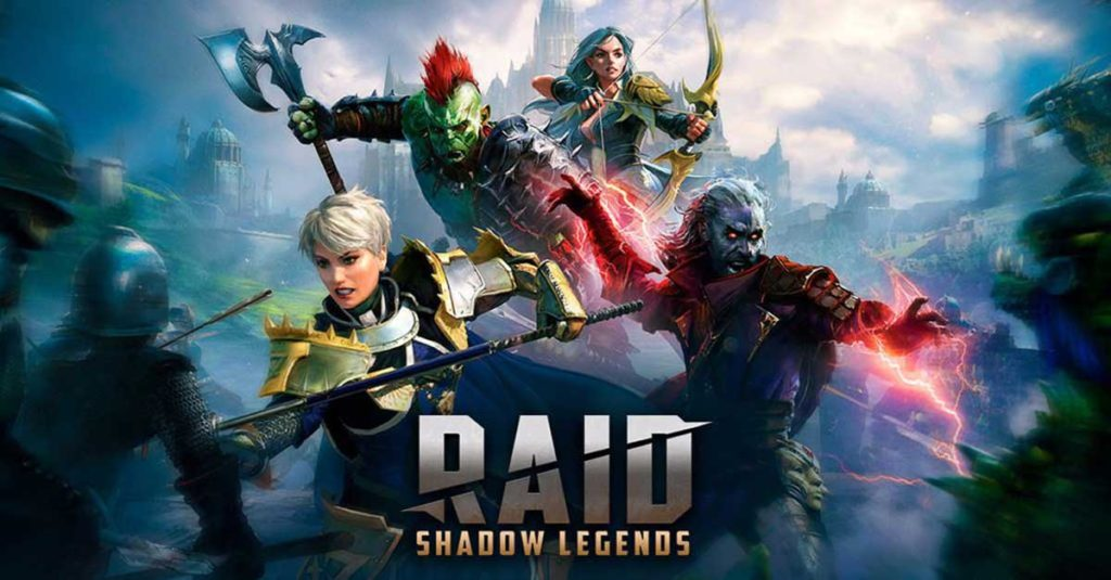 Raid Shadow Legends. InTeleria database.