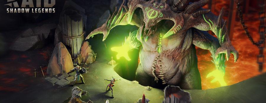 Raid Shadow Legends - Clan Boss Best Champions
